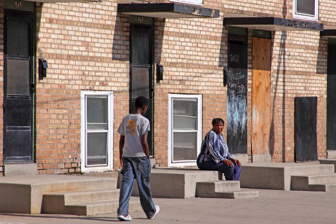 "an analysis of the issues with the public housing programs of the chicago housing authority An economic downturn and housing crash eventually forced the chicago housing authority to change course now cha is unveiling ""plan forward,"" the second phase of the original plan."