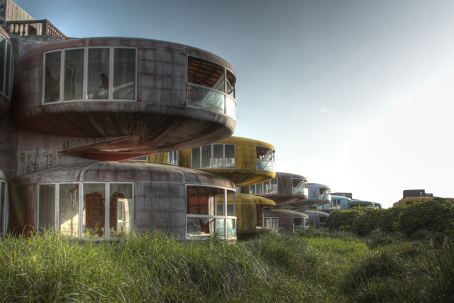 Case Study #3 | The UFO Houses