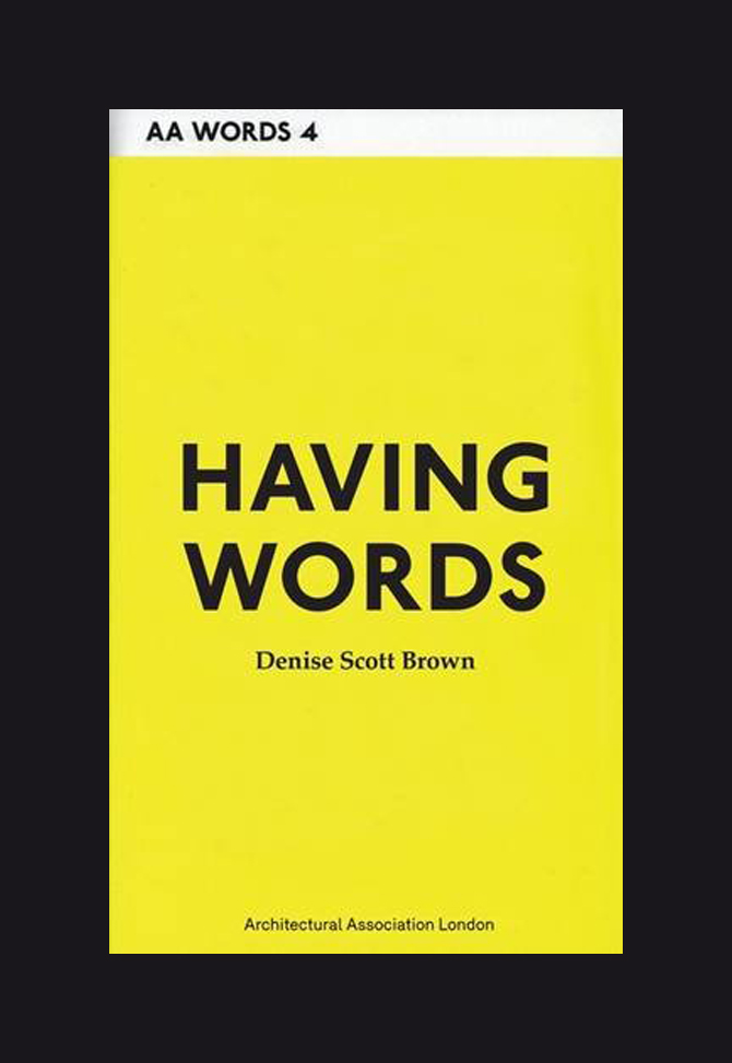 having-words