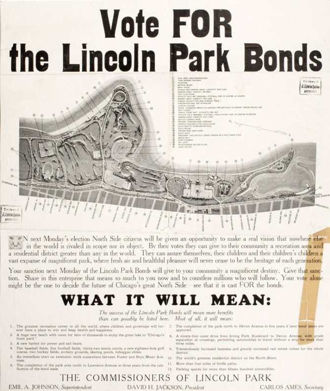 %22Vote for the Lincoln Park Bonds%22
